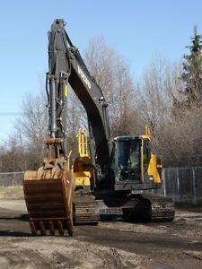 2014 Volvo EC250EL Excavator