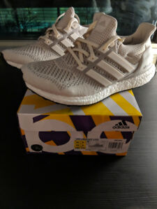 Adidas Ultraboost LTD Cream Chalk 1.0 - SIZE 10