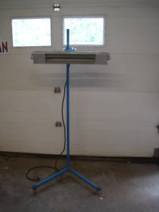 AutoBodyshop-Baking Infrared Paint Curing Lamp