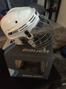 Casque hockey