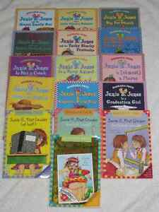 JUNIE B. JONES - CHAPTERBOOKS - GREAT SELECTION - CHECK IT OUT!