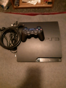 320gb ps3 console for digital use
