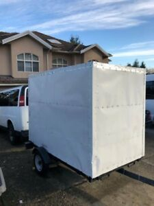 barter or trade two   2008  cargo trailers