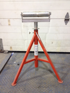 Conveyor Head Pipe Stand