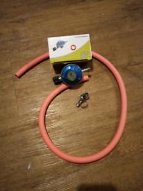 Brand new regulator & hose