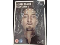 Derren brown experiments dvd
