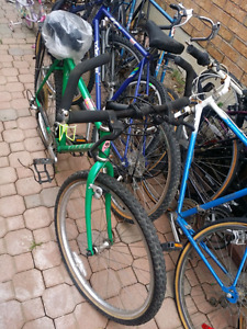 Bicycles for sale