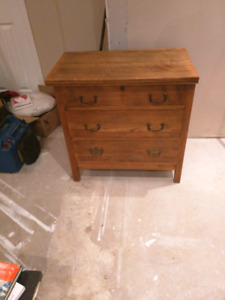 Antique Dresser Sold PPU