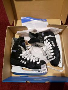Size 3-D skates