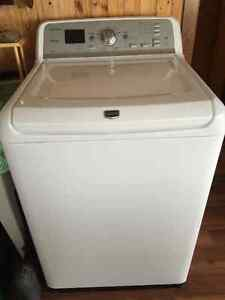 Maytag Bravos XL Top Loading HE Washer & Electronic Dryer