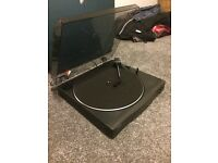 Record Player/Vintage Turntable with speakers