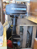 Mercury Outboard Motor For Sale.