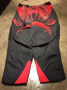 Dirt bike riding pants