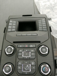 Original Ford F-150 4 Inch Radio Console Dash