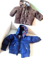 12 - 18 Month boys jackets (2) FREE