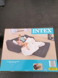Intex inflatable sofa bed