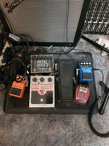 4 pedals for sale