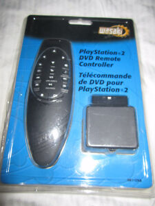 SONY PS2 DVD REMOTE CONTROLLER