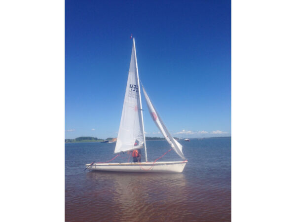 1984 Other Laser II Sailboat