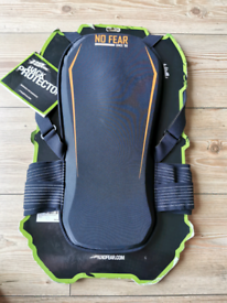 No Fear back protector. Mens small.