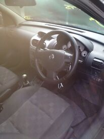 Corsa c 2005 indacater stalk works perfect 07594145438
