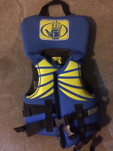 4 Body Glove Life Jackets