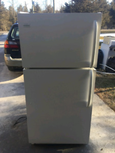 Clean new fridge for sale!