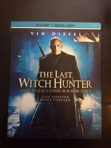 The Last Witch Hunter Like NEW!!!
