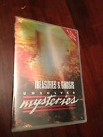 Unsolved Mysteries Treasures & Ghosts