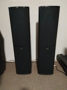 High End Stereo Speakers – Mint