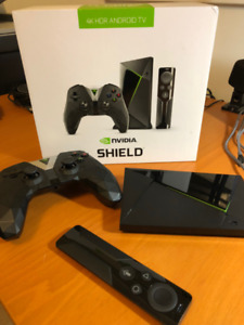 FS: NVIDIA SHIELD TV | with Remote & Game Controller