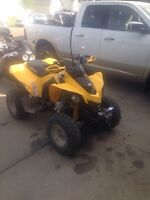 2007 Can Am DS250