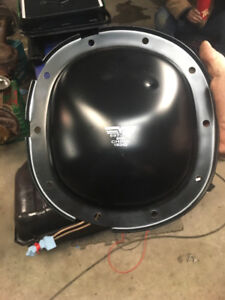 "7.5"" 10 Bolt Differential cover"