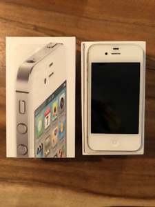 Iphone 4S 32 Gb blanc