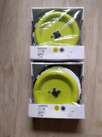 IKEA Graddig oversized Wall Buttons home decor