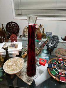 Glad candle holder