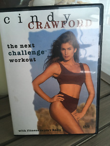 CINDY CRAWFORD THE NEXT CHALLENGE