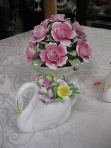 China Flowers -- FROM PAST TIMES Antiques & Coll - 1178 Albert Regina Regina Area image 2