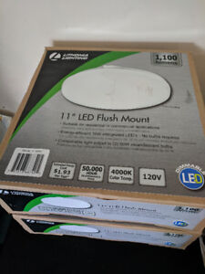 Low Profile LED Ceiling Light - 11 inch
