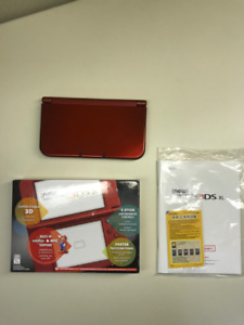 Adult Owned-See Description-New Nintendo 3DS XL 9/10 Condition