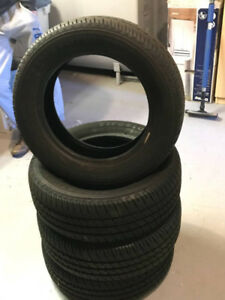 4 Firestone All Weather Tires -  P 195 / 60 R15