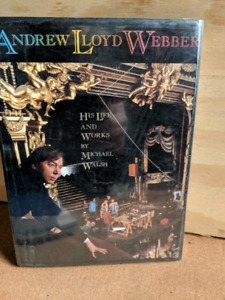 Andrew Lloyd Webber coffee table book