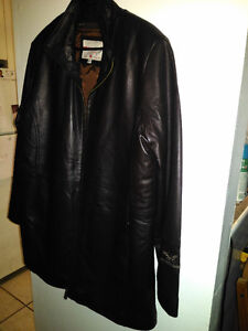 !!!!!!New Genuine leather jacket!!!!!!! West Island Greater Montréal image 1