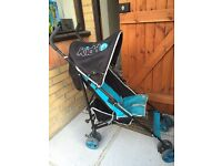 Pushchair good condition. big sale only £6