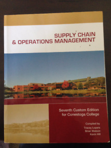 Supply Chain & Operations Management (7th Edition)