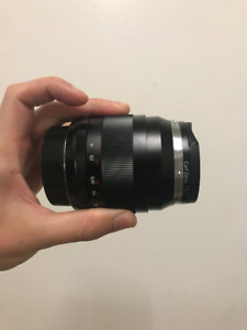Carl Zeiss DistagonT* 2/35 Lens ZE for CANON etc