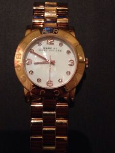 Women's Gold Marc by Marc Jacobs Watch