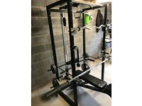 Power cage / home gym / multigym