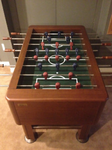 Harvard Soccer (Foosball) Table