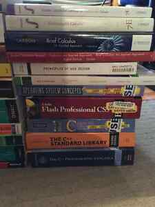 Computer Science / Math Textbooks - Very Good Condition Windsor Region Ontario image 2